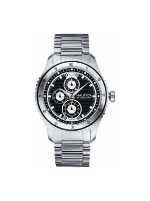 Ανδρικό ρολόι Nautica A18587G Ασημί
