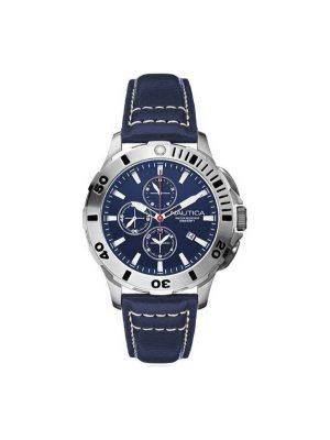 Ανδρικό ρολόι Nautica A18642 Μπλε