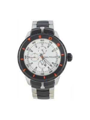 Ανδρικό ρολόι Nautica A21006G Δίχρωμο