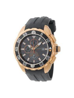 Ανδρικό ρολόι Nautica A27516G Μαύρο