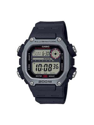 Ανδρικό ρολόι Casio DW-291H-1AVEF Μαύρο