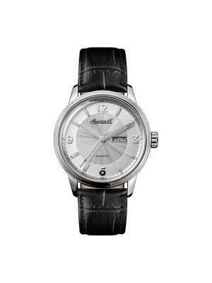 Ανδρικό ρολόι Ingersoll Regent I00202 Μαύρο Λουράκι