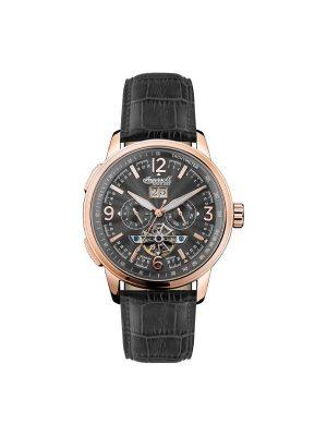 Ανδρικό ρολόι Ingersoll Regent I00302 Μαύρο Λουράκι