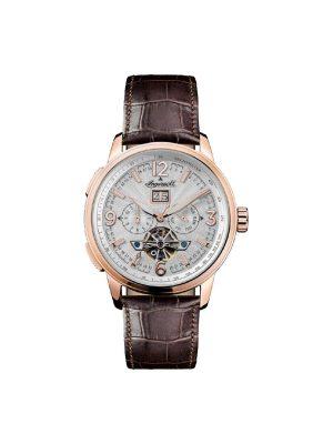 Ανδρικό ρολόι Ingersoll Regent I00303 Καφέ Λουράκι
