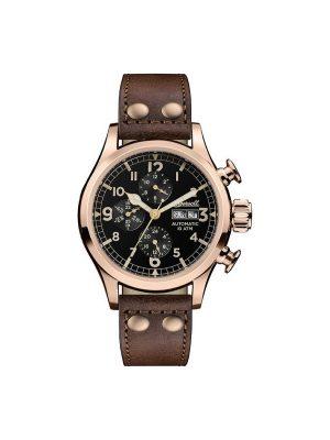 Ανδρικό ρολόι Ingersoll Armstrong I02201 Καφέ Λουράκι