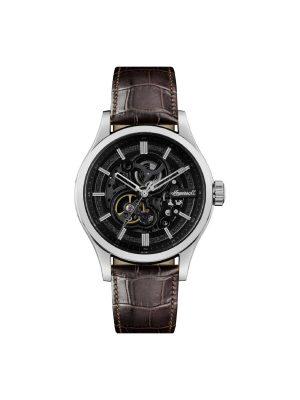 Ανδρικό ρολόι Ingersoll Armstrong I06801 Καφέ Λουράκι