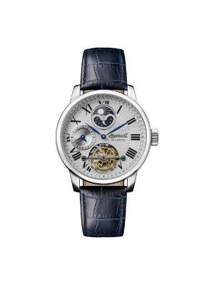 Ανδρικό ρολόι Ingersoll Riff I07401 Μπλε Λουράκι