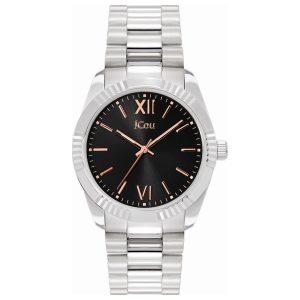 Γυναικείο ρολόι JCOU Orialis JU20001-4 Ασημί
