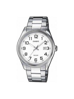 Ανδρικό ρολόι Casio LTP-1302PD-7BVEF Ασημί