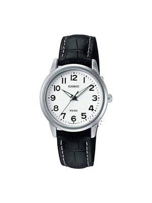 Γυναικείο ρολόι Casio LTP-1303PL-7BVEF Μαύρο