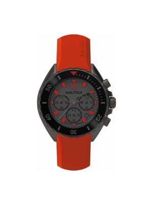 Ανδρικό ρολόι Nautica NAPNWP004 Κόκκινο