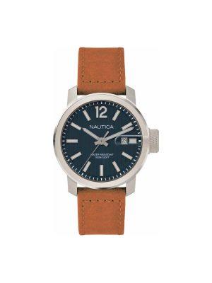 Ανδρικό ρολόι Nautica NAPSYD001 Καφέ