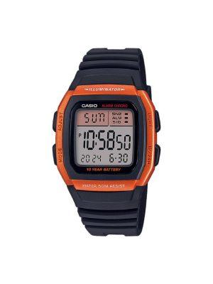 Ανδρικό ρολόι Casio W-96H-4A2VEF Μαύρο