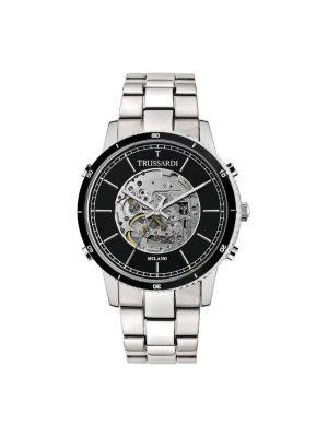 Ανδρικό ρολόι Trussardi T-Style R2423117002 Ασημί