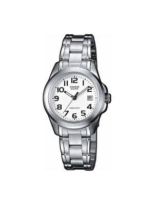 Γυναικείο ρολόι Casio LTP-1259PD-7BEF Ασημί