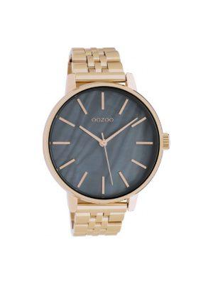 Unisex ρολόι Oozoo C10624 Χρυσό