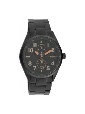 Unisex ρολόι Oozoo C10635 μαύρο