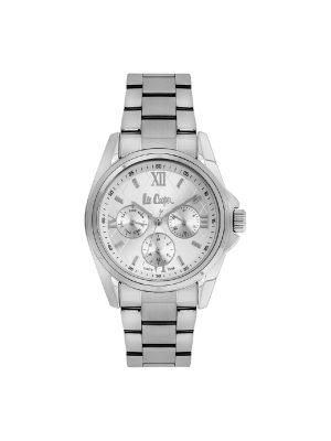 Γυναικείο ρολόι Lee Cooper LC06975.330 Ασημί