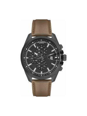 Ανδρικό ρολόι Lee Cooper LC07054.064 Καφέ