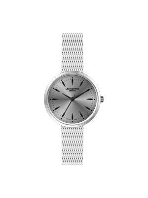 Γυναικείο ρολόι Lee Cooper LC07087.360Ασημί