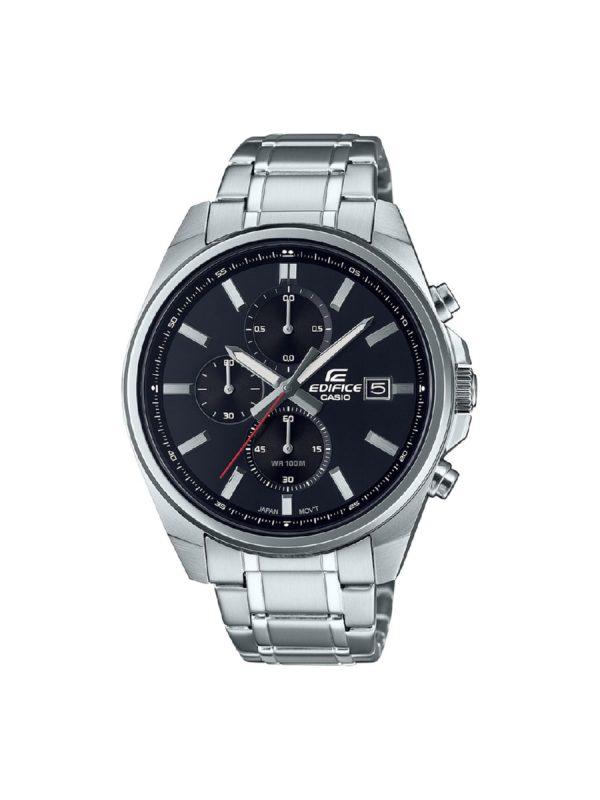 Ανδρικό ρολόι Casio EFV-610D-1AVUEF Ασημί