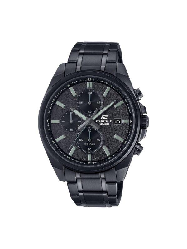 Ανδρικό ρολόι Casio EFV-610DC-1AVUEF Μαύρο