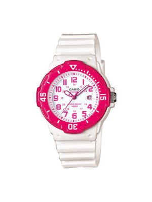 Γυναικείο ρολόι Casio LRW-200H-4BVEF Λευκό