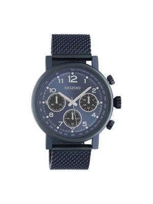 Unisex ρολόι Oozoo C10701Μπλε