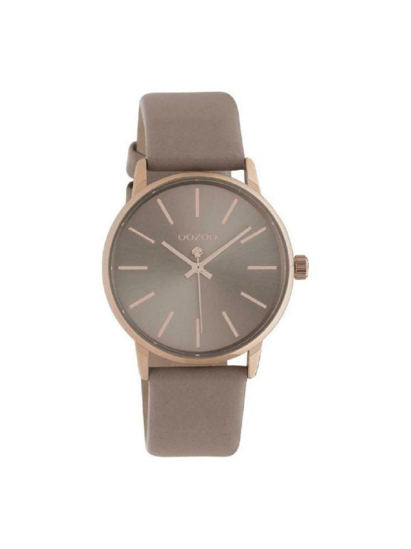 Γυναικείο ρολόι Oozoo C10721 Καφέ