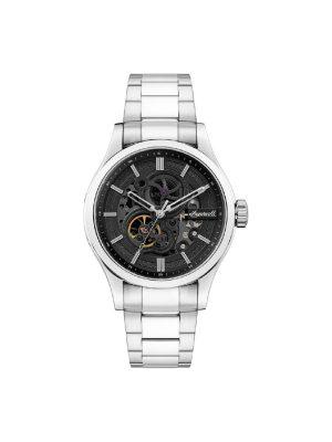 Ανδρικό ρολόι Ingersoll Armstrong I06803 Ασημί Μπρασελέ