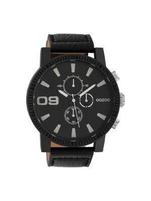 Ανδρικό ρολόι Oozoo C10067 Μαύρο