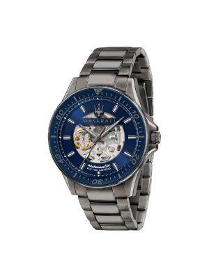 Ανδρικό Ρολόι Maserati Sfida R8823140001 Γκρι
