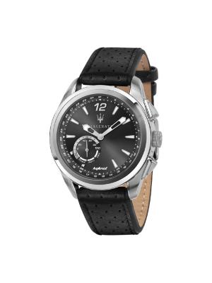 Ανδρικό Ρολόι Maserati Traguardo Hybrid R8851112001 smartwatch
