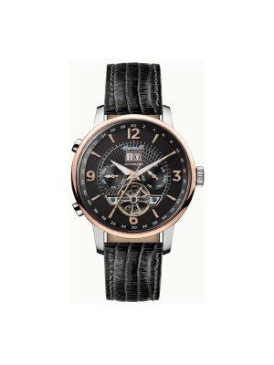 Ανδρικό ρολόι Ingersoll Grafton I00702 Μαύρο Λουράκι