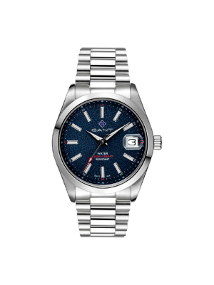 Ανδρικό ρολόι GANT Eastham G161004 Ασημί
