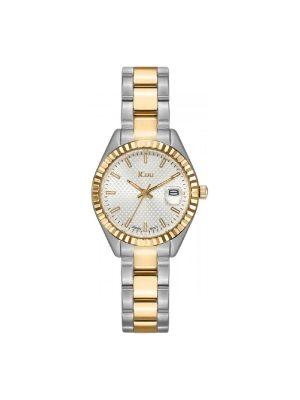 Γυναικείο ρολόι JCOU Queen's Petit JU18035-6Δίχρωμο