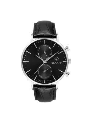 Ανδρικό ρολόι GANT Park Hill Day-Date II G121011 Μαύρο