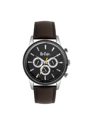 Ανδρικό ρολόι Lee Cooper LC06959.352 Καφέ